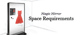 Magic Mirror Space Requirements