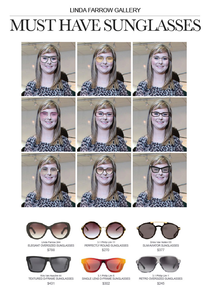 Eyewear Try-On
