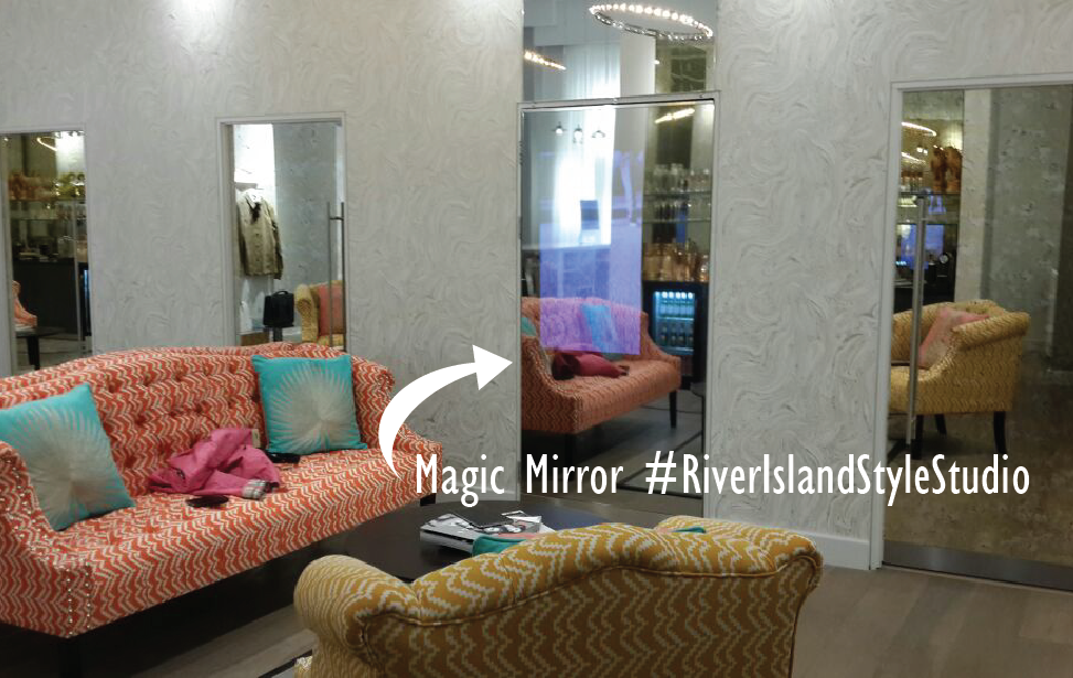 Magic Mirror - Outfit Comparison Tools for River Island