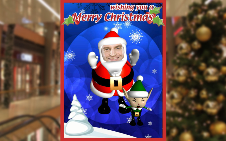 Animated E-Card
