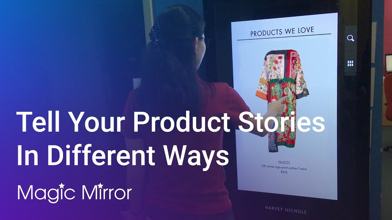 Tell Your Product Stories In Different Ways