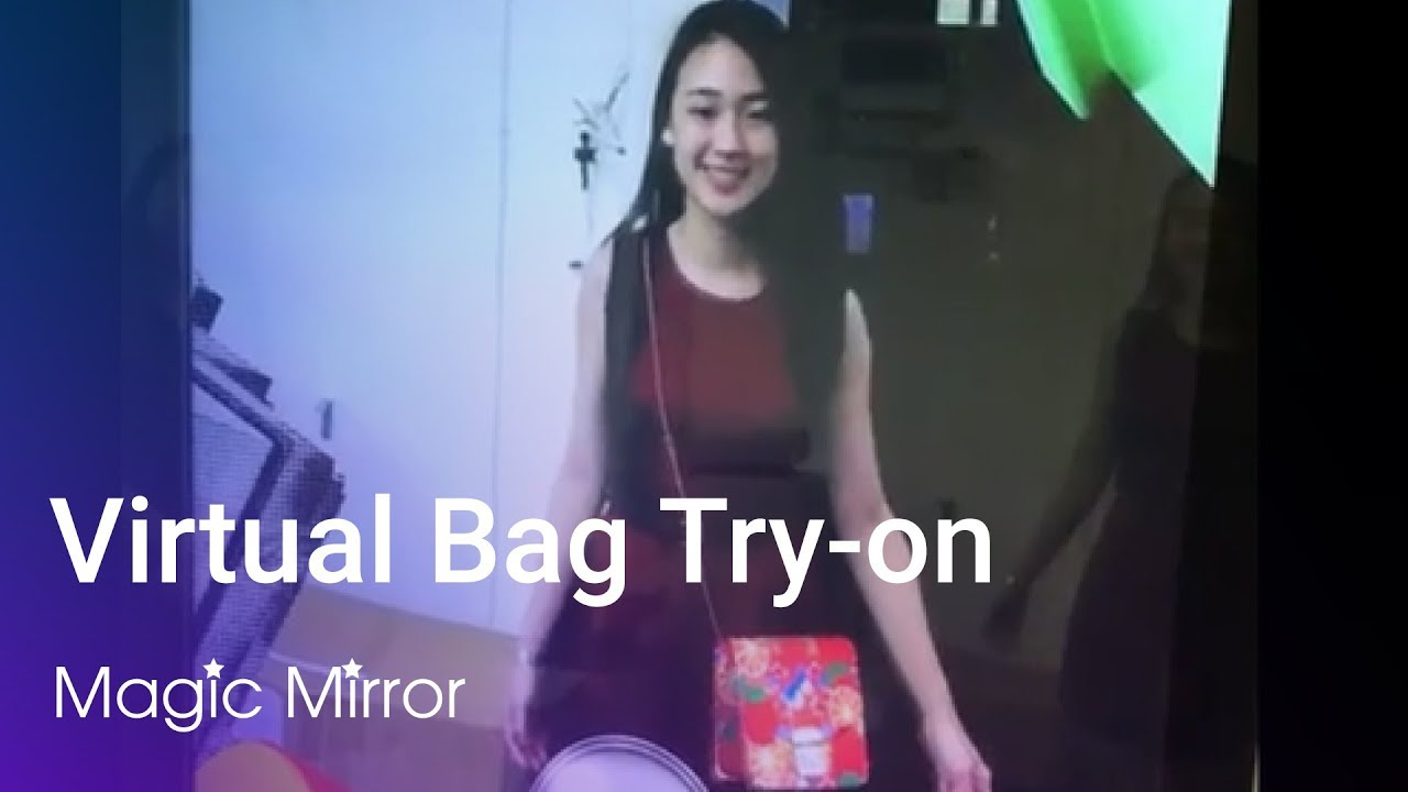 Virtual Bag Try-On