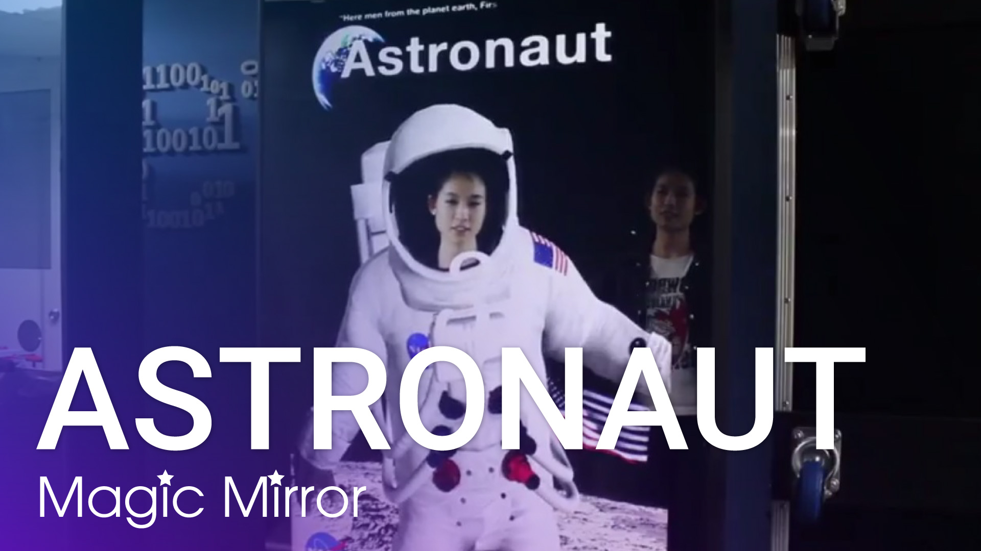Space Astronaut Experience