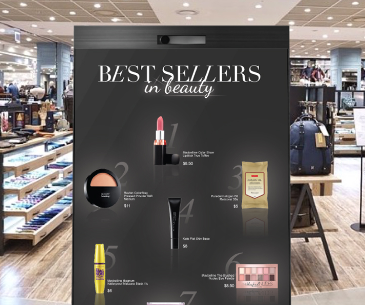 Retail Solutions | Interactive Digital Kiosk for Retail Stores
