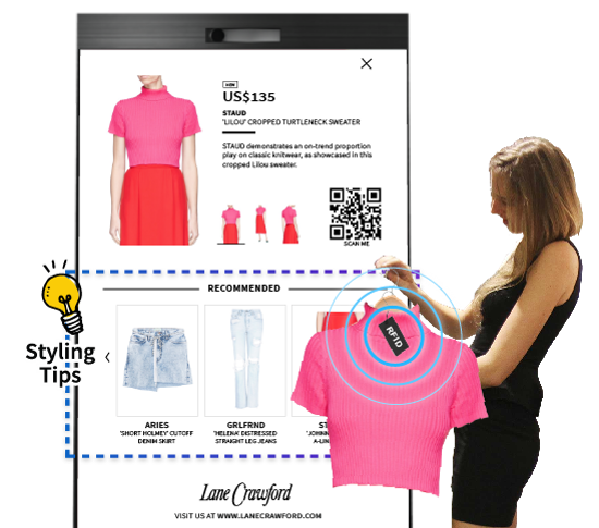 Retail Solutions   Interactive Digital Kiosk for Retail Stores