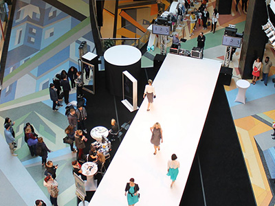 Alexa Shopping Mall Get the Style Competition and Fashion Show