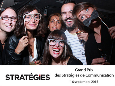 Strategies Grand Prix party