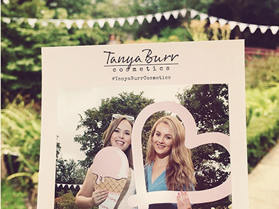 Tanya Burr Cosmetics Let's Picnic Garden Party
